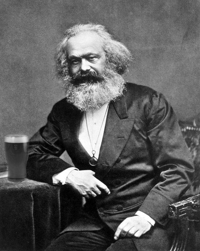 Standing Orders: Monthly Pints with the Socialist Society