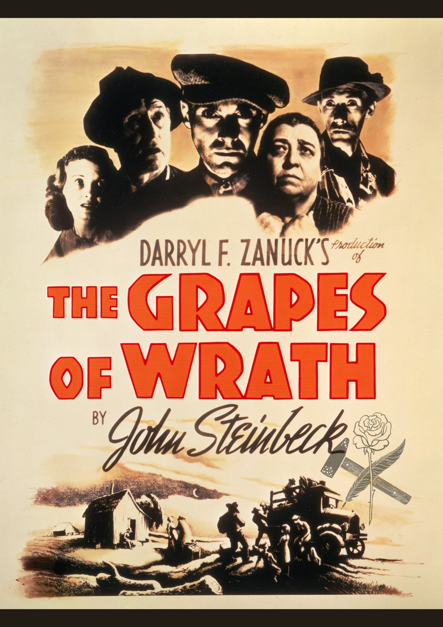 CSS Film Screening: The Grapes of Wrath (1940)