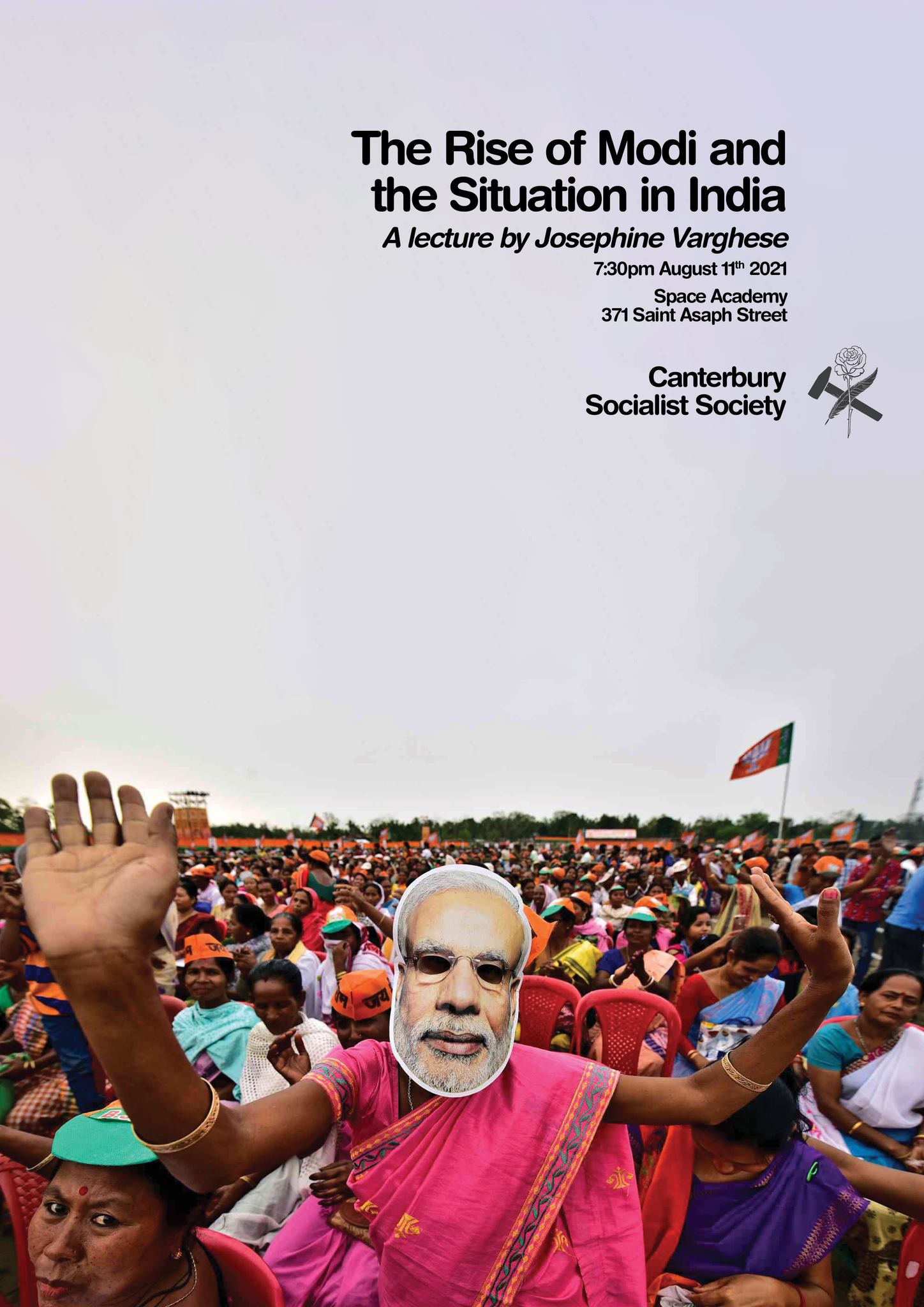 CSS Public Lecture: The Rise of Modi and the Situation in India